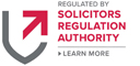 The Solicitors Regulaiton Authority logo